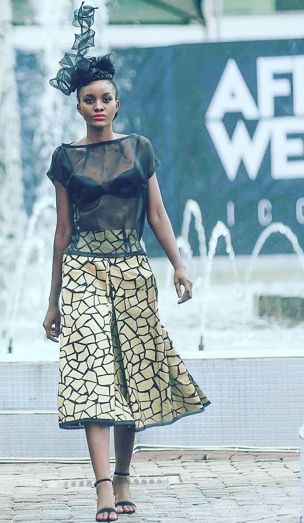 2f9f6b147b45c The Africa Fashion Week Iconic Catwalk Show – Redbutton